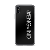 #ENGvIND iPhone Case