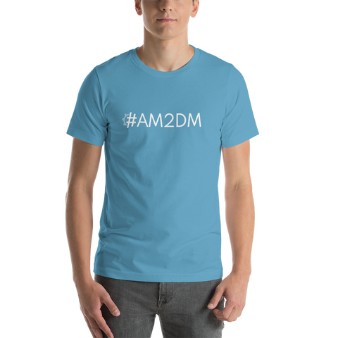#AM2DM Men's T