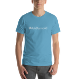 #AskDarnold Men's T