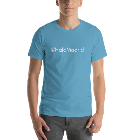 #HalaMadrid Men's T