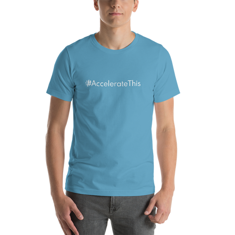 #AccelerateThis Men's T