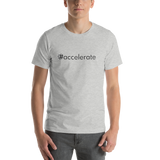 #accelerate Men's T