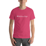 #WeDocuSign Men's T