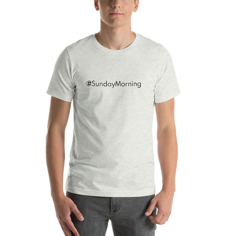 #SundayMorning Men's T