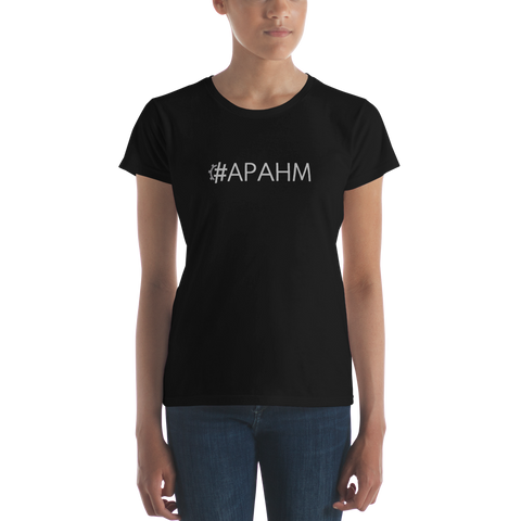 #APAHM Women's Casual T