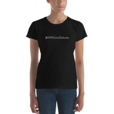 #APAGovDebate Women's Casual T