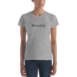 #wattot Women's Casual T