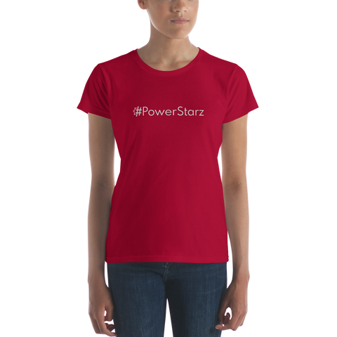 #PowerStarz Women's Casual T