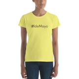 #1deMayo Women's Casual T