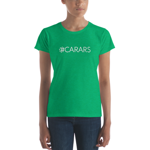#CARARS Women's Casual T