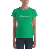 #Caturday Women's Casual T