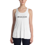#AM2DM Women's Lightweight Tank