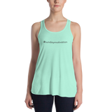 #sundaymotivation Women's Lightweight Tank