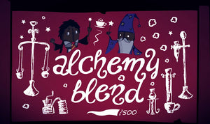 October 2013 Alchemy Blend