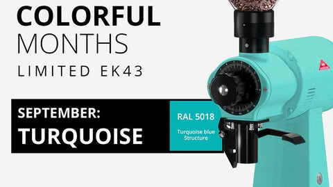 """The """"Colorful Months"""" EK43 Limited Editions"""