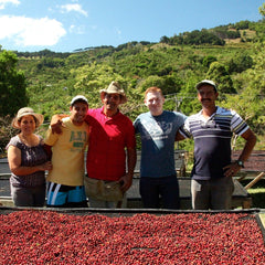 Costa Rica Finca El Pilon Natural Catuai