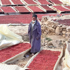 Yemen Haraaz Red Cherry Natural