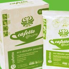 Cafetto @home Eco Descaler Powder