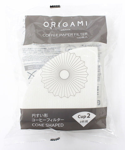 Origami Filter Papers | Hasbean.co.uk