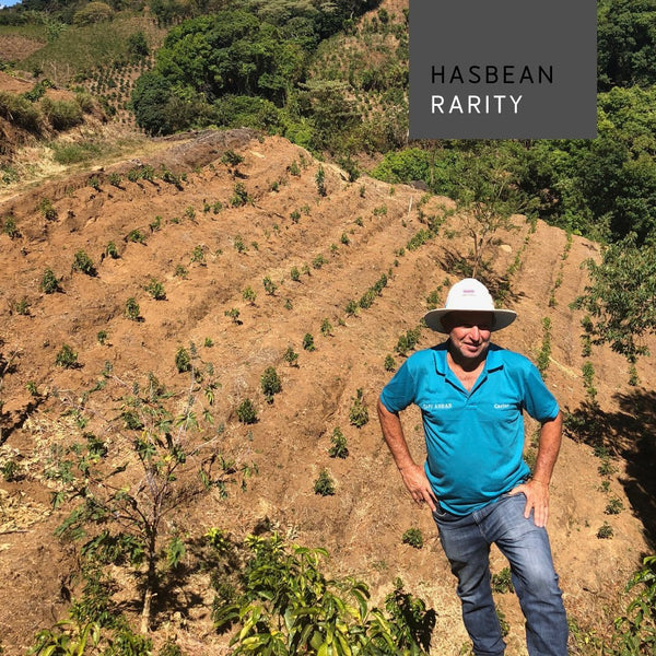 Rarity 02: Carlos Arrieta & family, ARBAR, Lourdes de Naranjo, Western Valley, Costa Rica | Hasbean.co.uk