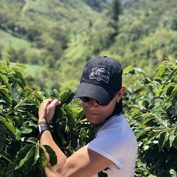 Eleane Mierisch at Finca Cerro Azul, Comayagua, Honduras | Hasbean.co.uk
