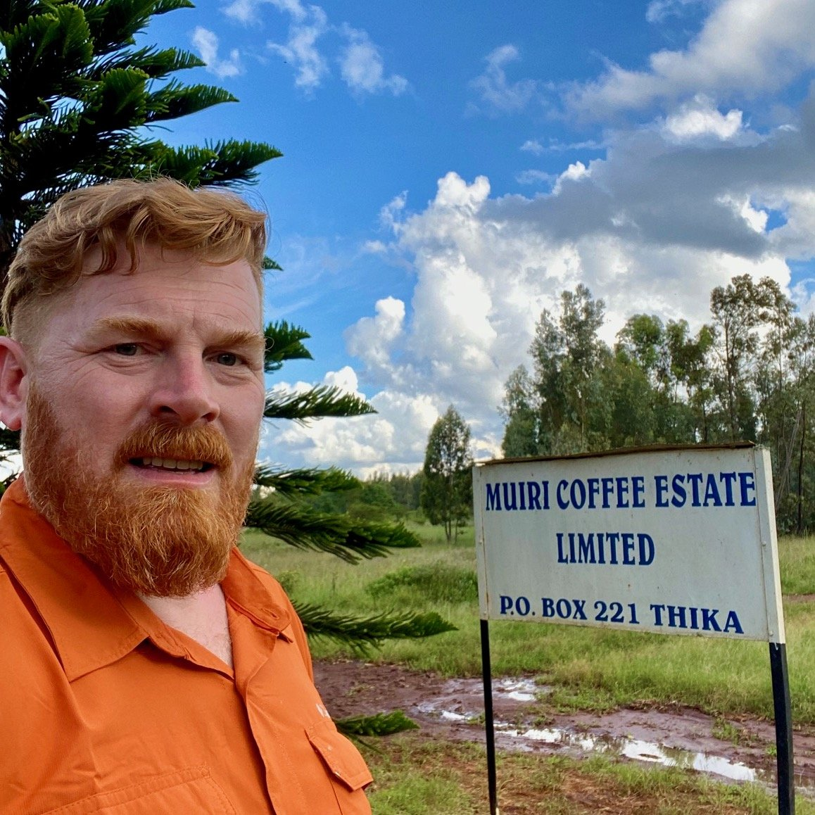 Stephen Leighton. Muiri Estate, Thika, Kenya | Hasbean.co.uk