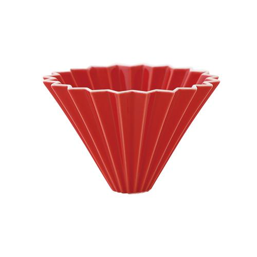 Origami Dripper - Red | Hasbean.co.uk