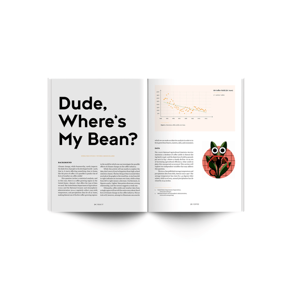 Standart Magazine - Issue 17 | Hasbean.co.uk