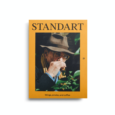 Standart Magazine Issue 21 | Hasbean.co.uk