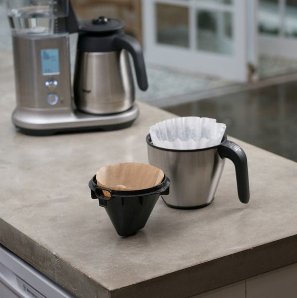 Sage Precision Brewer Thermal double filter | Hasbean.co.uk
