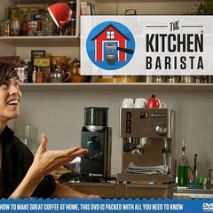 The Kitchen Barista DVD