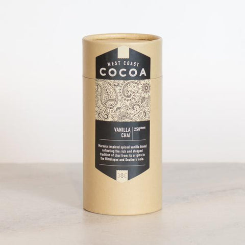West Coast Cocoa Vanilla Chai