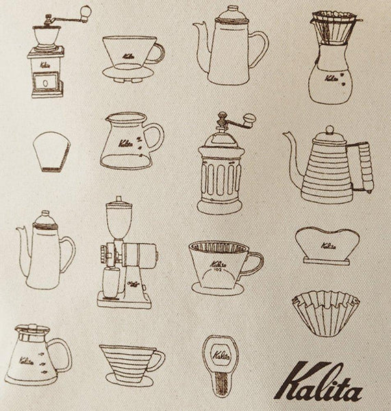 Kalita Canvas Tote Bag