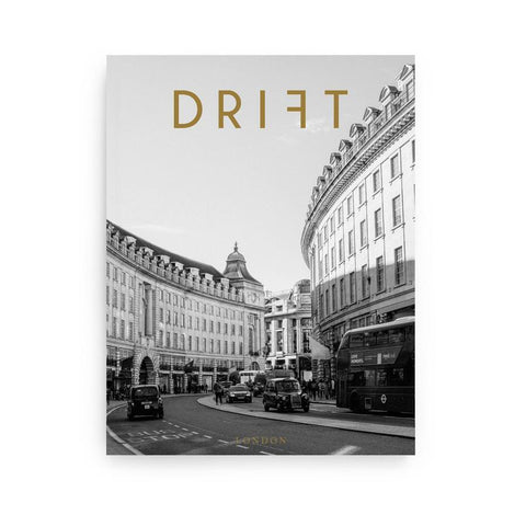 Drift Volume 8: London. Hasbean.co.uk