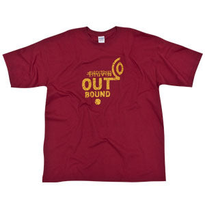 Outbound T-Shirt - Red