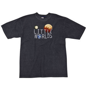 Little Worlds T-Shirt - Gray