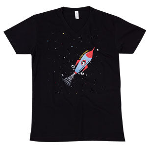 Rocket Science V-Neck