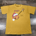 Jingle All The Way Yellow T-Shirt