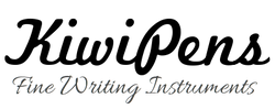logo of KiwiPens - fine writing instruments