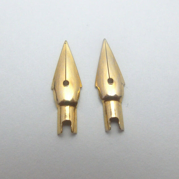 Set of 2 Replacement Nibs for Vintage Parker 45 Fountain Pen