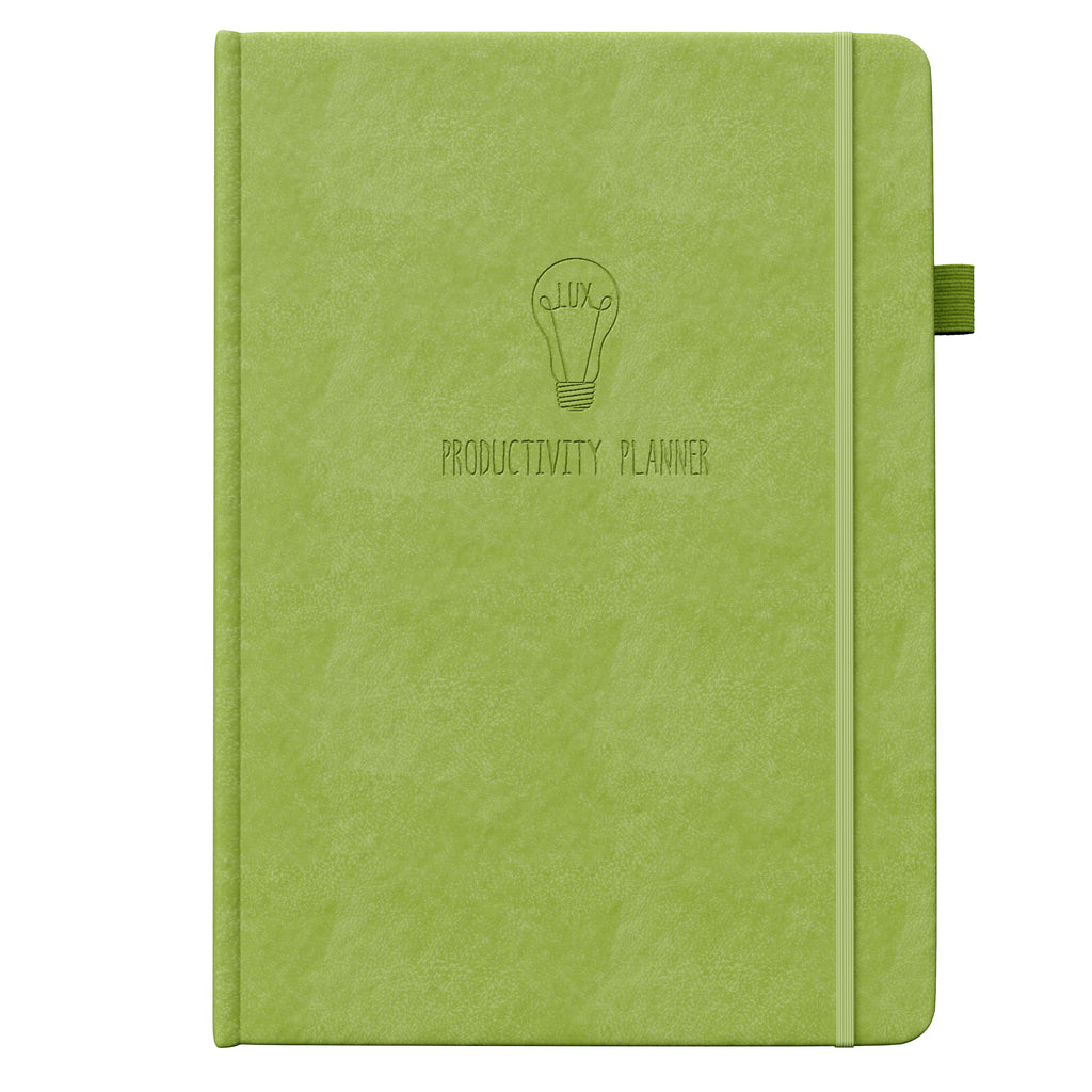 Classic Planner (Lime Green)