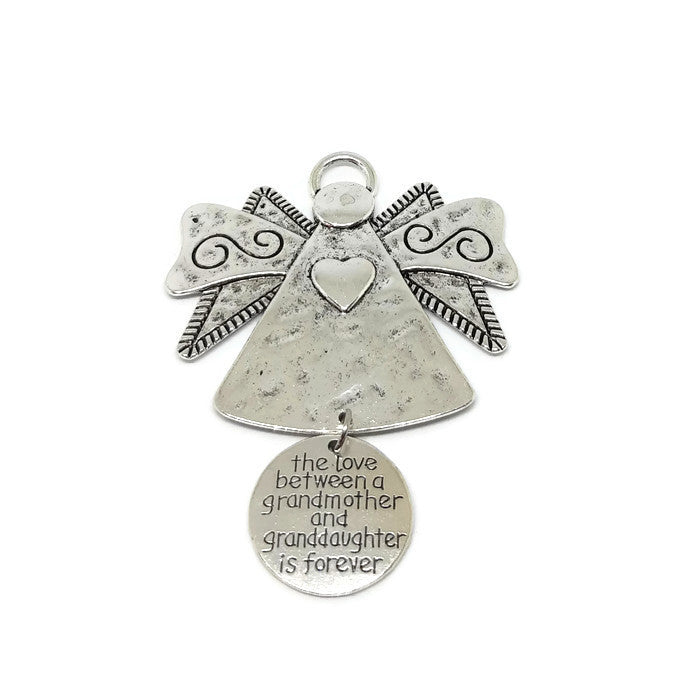 Angel Ornament- Grandma/Granddaughter