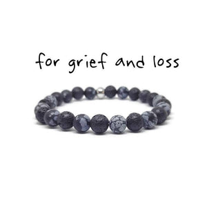 Cleansing Bracelet for Grief and Loss- Unisex