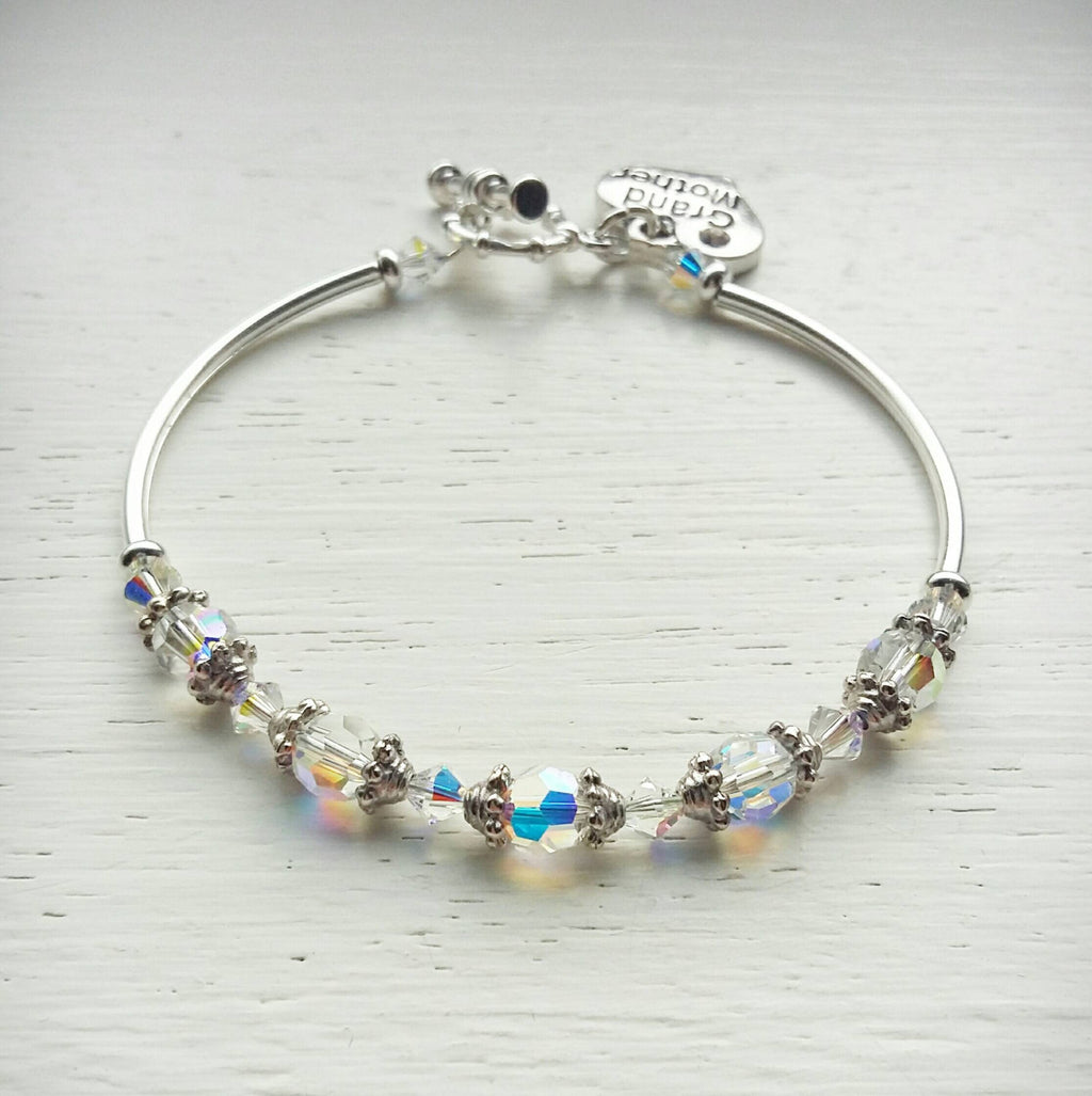 Swarovski Crystal Grandmother Bracelet