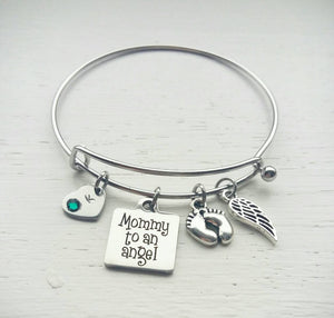 Miscarriage/Infant Loss Bracelet
