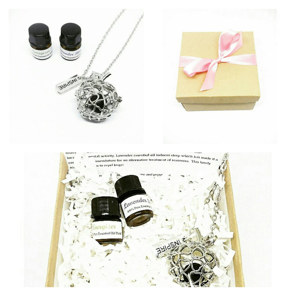 Teacher Essential Oil Gift Set- teacher essential oil diffuser- essential oil diffuser gift pack
