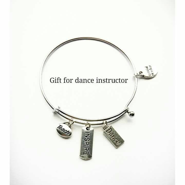 Dance Instructor Bangle