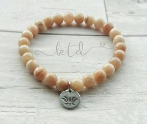 Pregnancy/Fertility Moonstone Bracelet