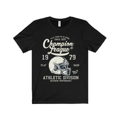 Bella+Canvas Champion League Unisex Jersey Tee | Bella+Canvas | FREE Shipping | ManaTee