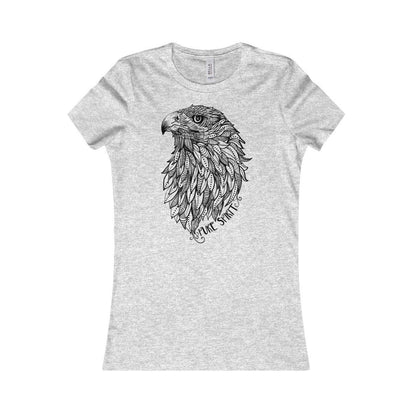 Bella+Canvas Eagle Favorite Tee Athletic Heather / S
